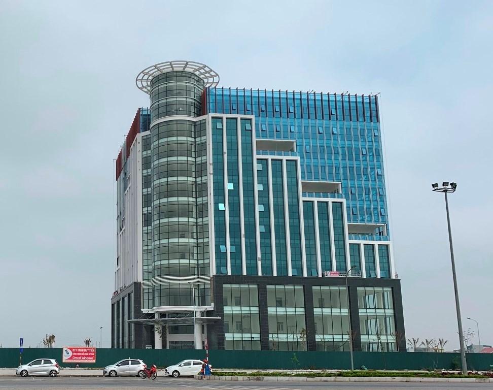 Thanh Hóa: Trung tâm công nghệ thông tin trị giá hơn 14 triệu đô sắp được hoàn thành