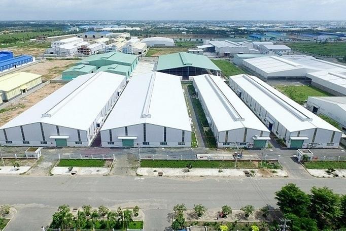 Chủ trương đầu tư xây dựng hạ tầng 3 Khu công nghiệp