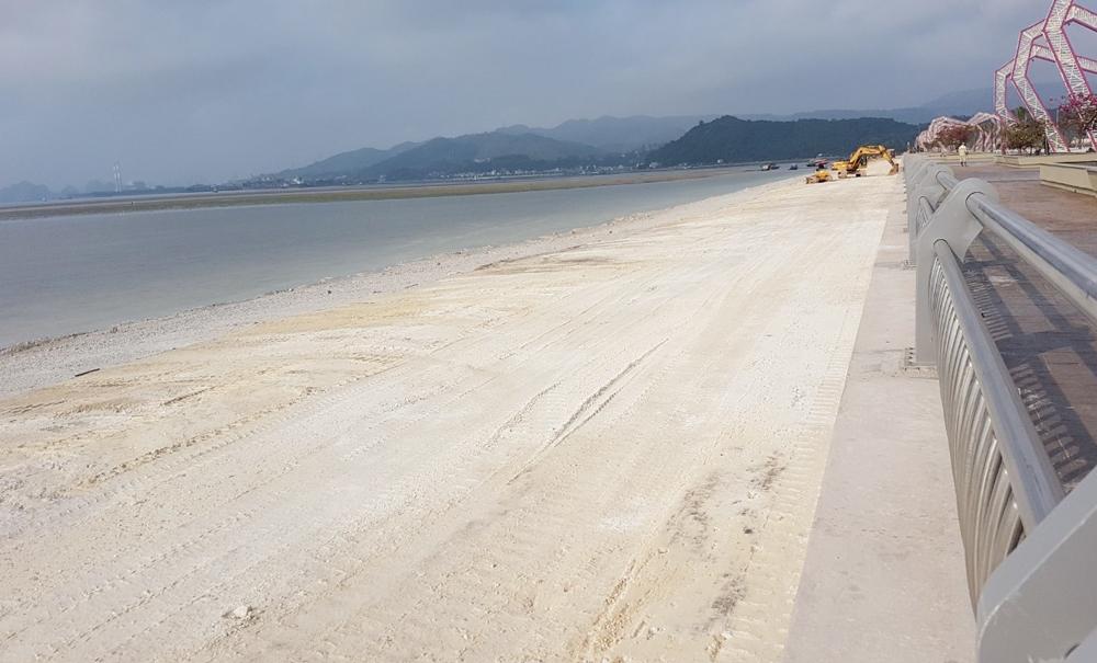 Vân Đồn (Quảng Ninh): Thông tin mới về vụ lấn chiếm vịnh Bái Tử Long