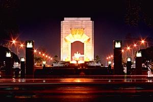 Cải tạo, nâng cấp Đài tưởng niệm các Anh hùng liệt sỹ tại đường Bắc Sơn
