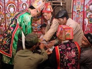 Đề nghị hát Páo dung của dân tộc Dao là di sản văn hóa phi vật thể quốc gia