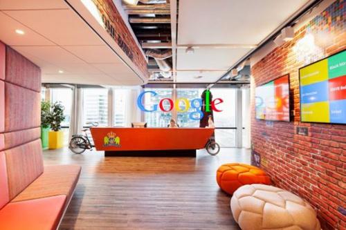 224250 1 Tham quan kiến trúc độc đáo của văn phòng của Google ở Hà Lan