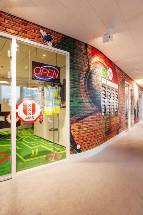 224252 2 Tham quan kiến trúc độc đáo của văn phòng của Google ở Hà Lan