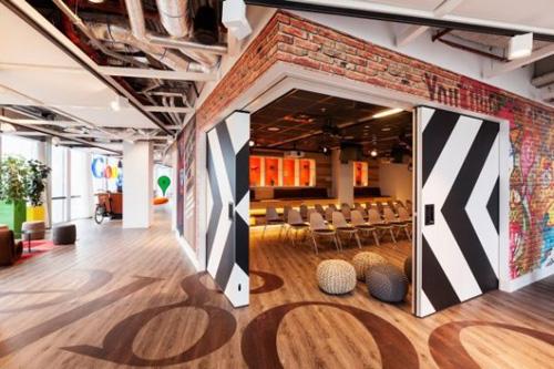 224253 3 Tham quan kiến trúc độc đáo của văn phòng của Google ở Hà Lan