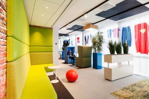 224257 5 Tham quan kiến trúc độc đáo của văn phòng của Google ở Hà Lan