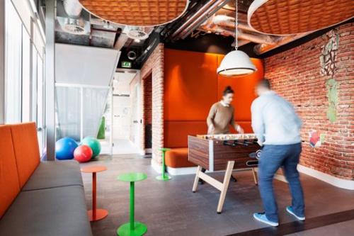 224258 6 Tham quan kiến trúc độc đáo của văn phòng của Google ở Hà Lan