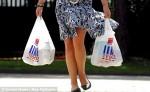 Châu Âu cam kết giảm 80% lượng túi nylon vào năm 2025