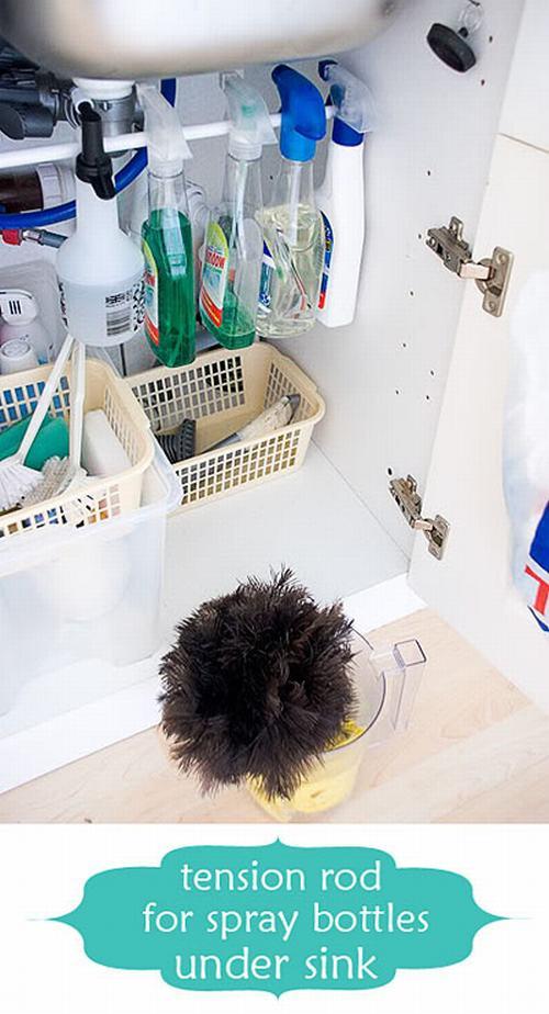 001546baoxaydung image007 Chia sẻ 30 ý tưởng độc đáo hữu dụng cho phòng bếp nhà bạn