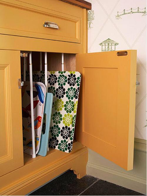 001546baoxaydung image009 Chia sẻ 30 ý tưởng độc đáo hữu dụng cho phòng bếp nhà bạn