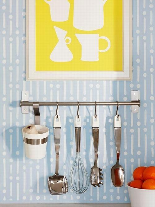 001547baoxaydung image011 Chia sẻ 30 ý tưởng độc đáo hữu dụng cho phòng bếp nhà bạn