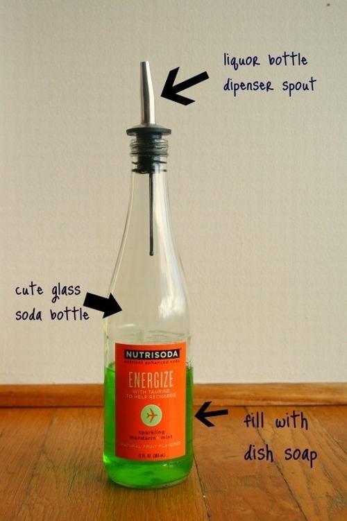 001557baoxaydung image025 Chia sẻ 30 ý tưởng độc đáo hữu dụng cho phòng bếp nhà bạn