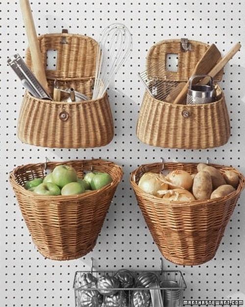 001559baoxaydung image029 Chia sẻ 30 ý tưởng độc đáo hữu dụng cho phòng bếp nhà bạn