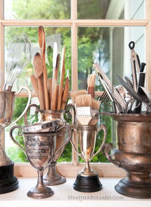 001602baoxaydung image037 Chia sẻ 30 ý tưởng độc đáo hữu dụng cho phòng bếp nhà bạn