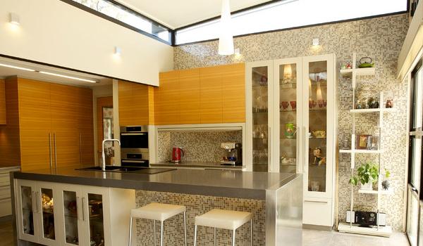 10 thiết kế phòng bếp tại chung cư Phú Mỹ Complex