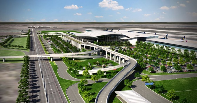 Vì sao lùi thời gian khởi công Dự án xây dựng Cảng hàng không Quảng Ninh?