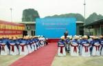 Phát động chiến dịch 150 ngày đêm thi công Cung Quy hoạch, hội chợ và triển lãm tỉnh Quảng Ninh