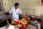 Vụ sập giàn giáo Formosa: 8 bệnh nhân được chuyển ra Hà Nội để điều trị