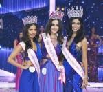 Nhan sắc ngọt ngào của Hoa hậu Ấn Độ 2015