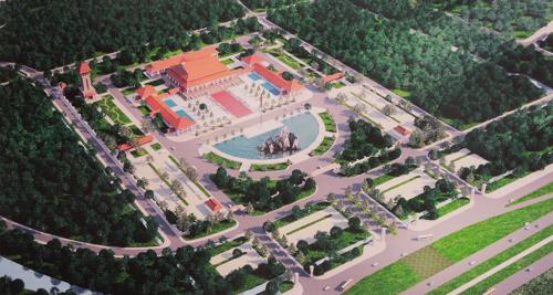 Công bố quy hoạch chi tiết xây dựng Nhà tang lễ Quốc gia
