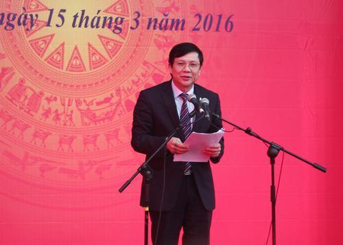65 giải thưởng được trao tại Hội báo toàn quốc năm 2016 - ảnh 1