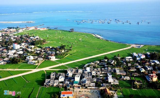 Mời chuyên gia Nhật Bản quy hoạch đảo Lý Sơn