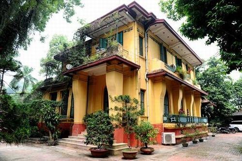 Giải pháp bảo tồn bền vững kiến trúc thuộc địa Pháp ở Hà Nội
