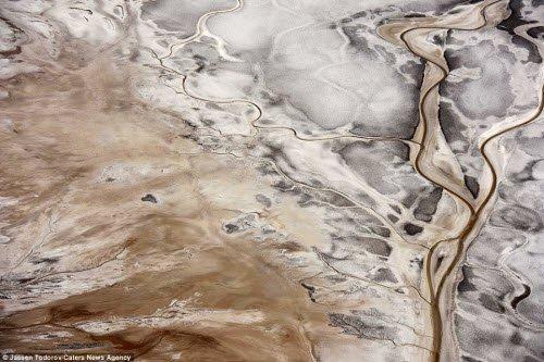 Hình ảnh những lò lửa của trái đất nhìn từ trên cao - 5