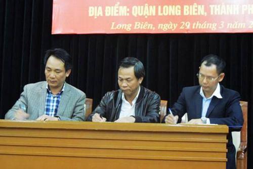 Công bố quy hoạch chi tiết Khu nhà ở xã hội Thượng Thanh