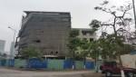 Dự án Trường tiểu học Văn Phú Victoria: Bất chấp lệnh đình chỉ, công trình vẫn đang thi công hoàn thiện