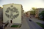 Ngỡ ngàng vẻ đẹp của các tác phẩm nghệ thuật đường phố