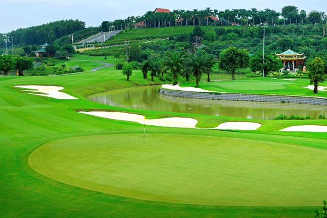 Thẩm định chủ trương đầu tư Dự án Tổ hợp sân golf, biệt thự và khu đón tiếp Cồn Ấu