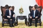 Thủ tướng tiếp Chủ tịch Tập đoàn CapitaLand, Singapore