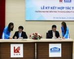 ĐH Kiến trúc TP.HCM và Công ty ATAD ký kết hợp tác toàn diện