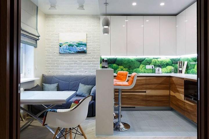 Thiết kế nội thất sáng tạo, đầy màu sắc cho những người trẻ