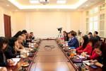 Thứ trưởng Lê Quang Hùng tiếp Đại sứ Angieri tại Việt Nam