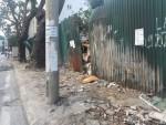"""Hà Nội: Nhếch nhác khu """"đất vàng"""" trên phố Đào Duy Anh"""