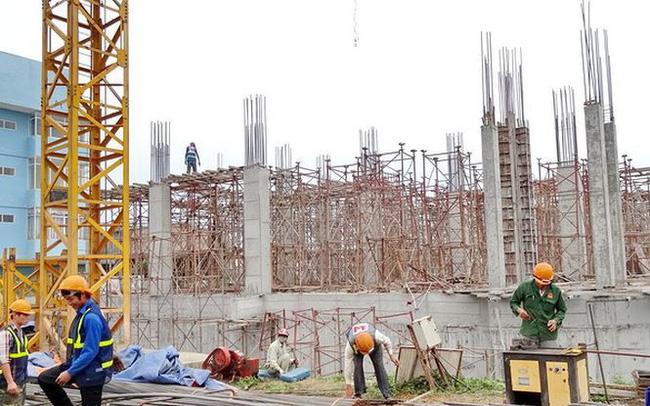 Chuẩn bị xây dựng công trình