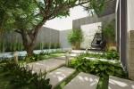 """""""Bí quyết"""" tạo không gian xanh cho nhà phố"""