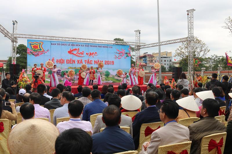 Quảng Ninh: Đền Xã Tắc - cột mốc văn hóa vùng biên cương