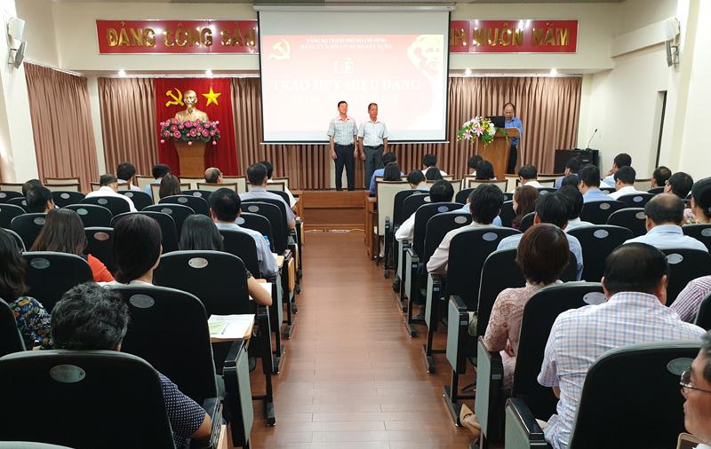 Đảng ủy Khối cơ sở Bộ Xây dựng tổ chức Hội nghị hướng dẫn thực hiện Chỉ thị số 28-CT/TWTW