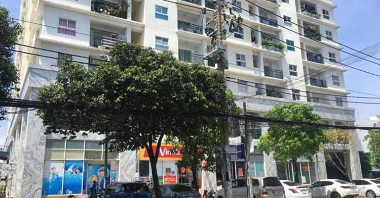 Chung cư ở Sài Gòn sắp bị ngân hàng siết nợ