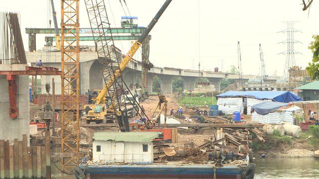 """Thái Bình: Dự án gần nghìn tỷ trầy trật… """"bò"""" với 10 tỷ được giải ngân"""