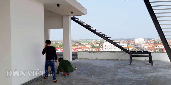Quảng Bình: Cosveco I.5 xây vượt phép 2 tầng, phạt rồi để đấy?