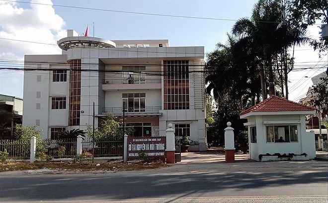 Phó Giám đốc Sở TN&MT Đồng Tháp ký sai 25 giấy thông báo về phế liệu nhập khẩu