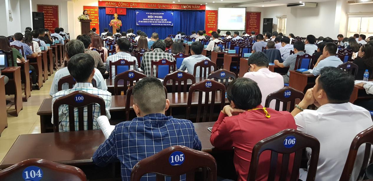 Sở Xây dựng TP Hồ Chí Minh: Tổng kết công tác quản lý nhà chung cư trên địa bàn thành phố