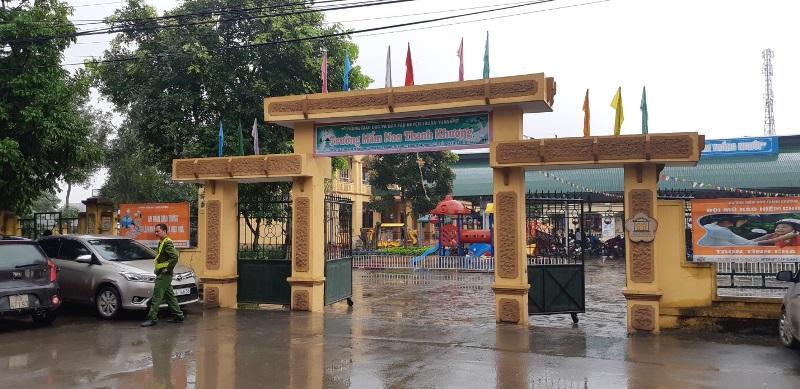Bắc Ninh: 122 học sinh được lấy mẫu xét nghiệm sán lợn tại trường mầm non Thanh Khương
