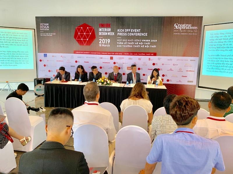 TP Hồ Chí Minh: Tuần lễ Thiết kế nội thất Việt Nam 2019 sẽ diễn ra vào trung tuần tháng 5