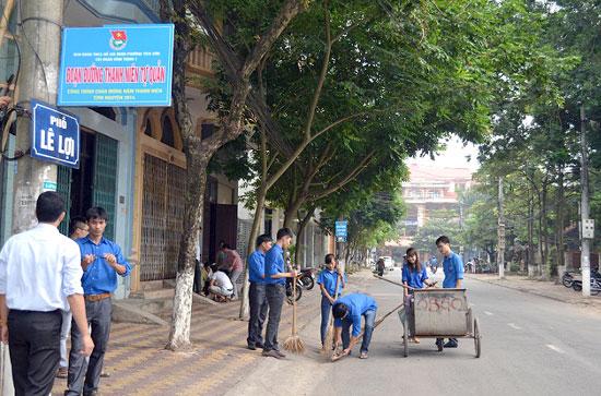 Tích Sơn (Vĩnh Phúc): Xây dựng đô thị văn minh