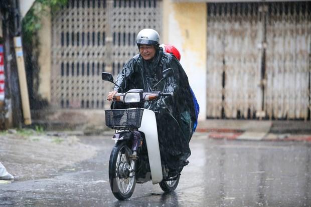 Thời tiết ngày 19/3: Mưa dông mở rộng ảnh hưởng tới Bắc Bộ