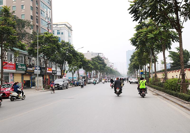 Hà Nội: Hàng loạt sai phạm tại Dự án xây dựng tuyến đường Lê Trọng Tấn